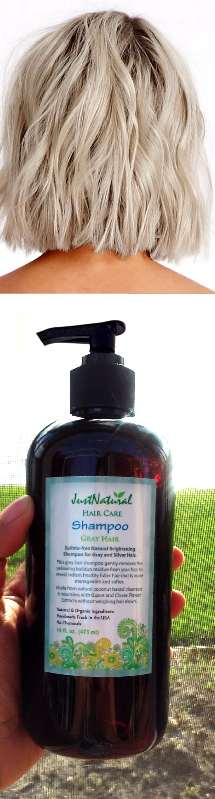 My hair felt so amazing after using this shampoo for the first time. It took my hair a week or so to adjust to an organic shampoo. This shampoo leaves my hair shiny and gorgeous it moisturizes, it gives silky hair, and smells good in the end.