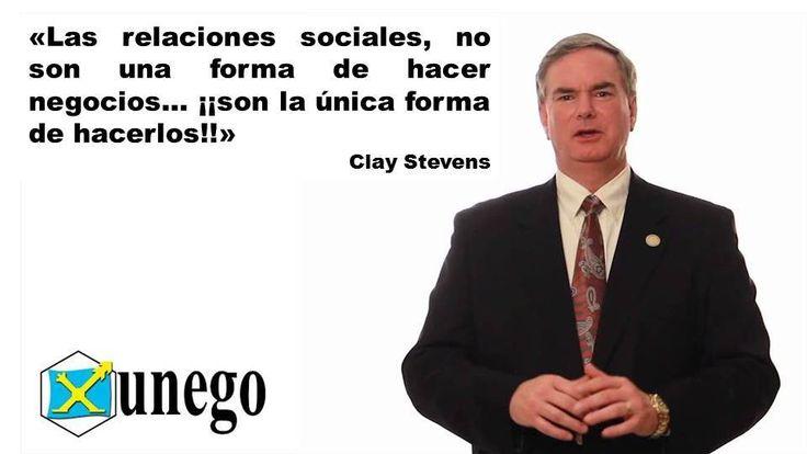Clay Stevens.