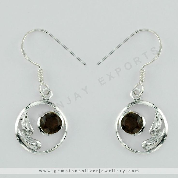Gemstone silver Earrings, 925 sterling silver earring, Silver earrings Jaipur, India. https://www.gemstonesilverjewellery.com/product/turquoise-earrings/  contact us-+91-9828093586