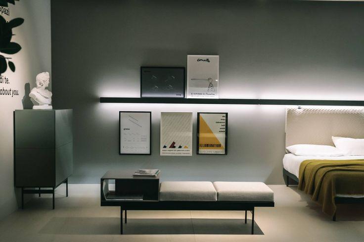 Ogni spazio riflette la persona e la sua unicità.  #spazicheparlanodite #design #caccaro #showroom #rossimobili