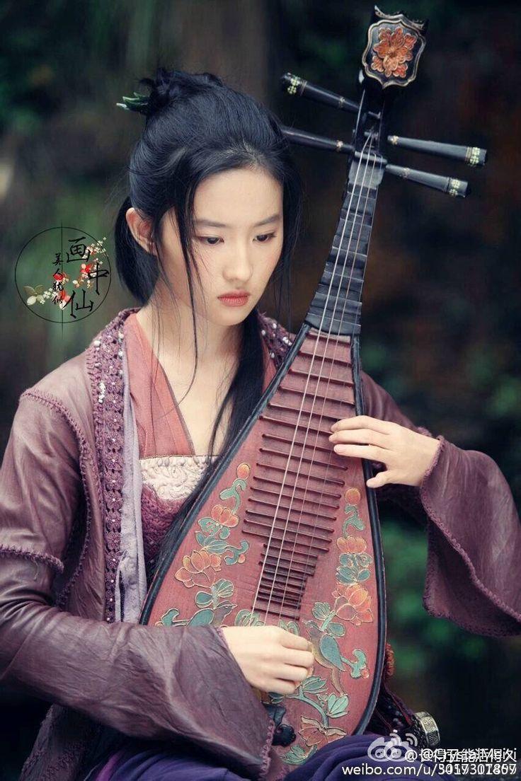 Crystal Liu Yifei 刘亦菲 - The Forbidden Kingdom 《功夫之王》