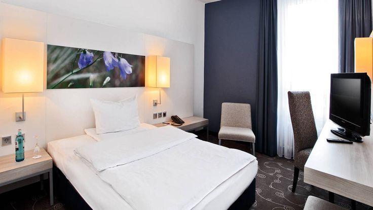Komfort Zimmer im H+ Hotel Siegen