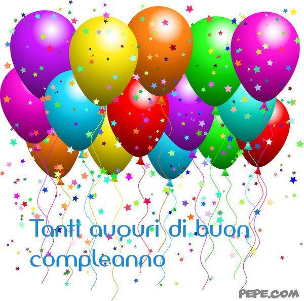 17 Best images about biglietti auguri – Happy Birthday Greetings in Italian