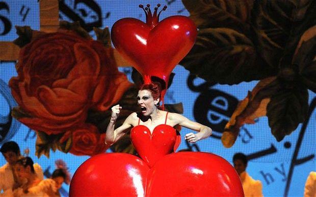 Royal Opera House  Alice in Wonderland