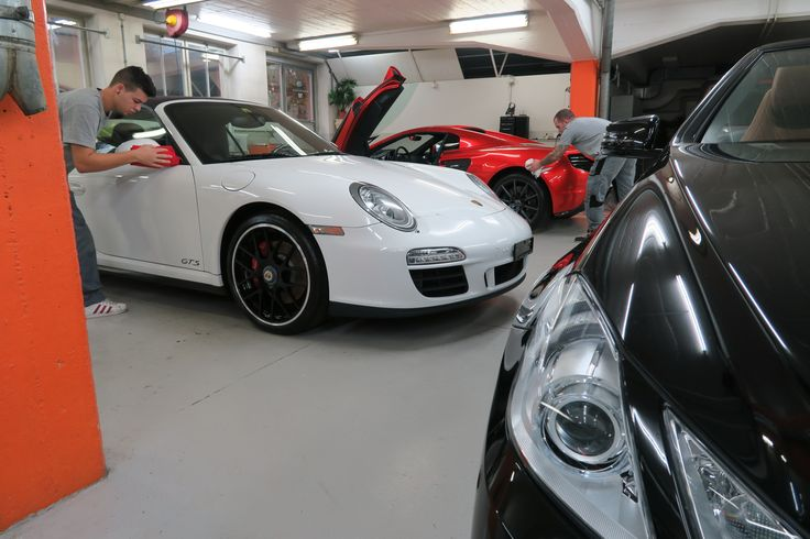 Richtiges Cardetailing Swiss Made!