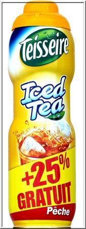 Sirop Iced Tea (Teisseire)