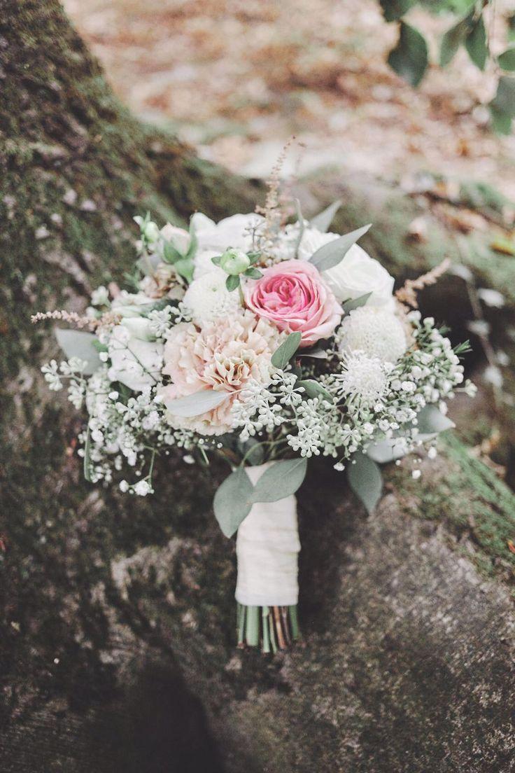 Wunderschöner Vintage Brautstrauß Made by Floristin Kerstin Adrian