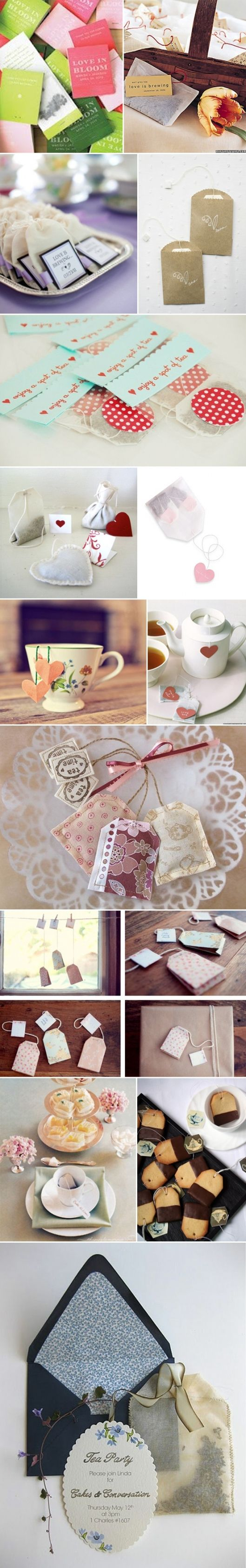 tea party ideas !