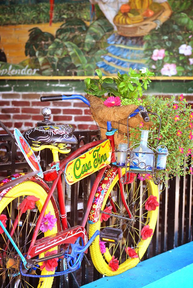 Casa Tina Fresh Healthy Authentic Mexican in Dunedin, Florida. Found in Beaches, Bars and Bungalows travel blog