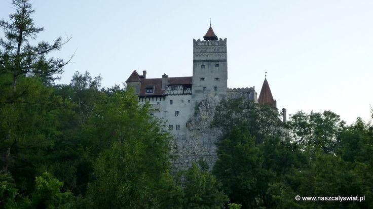 Zamek Bran w Transylwanii (Bran Castle in Transylvania)