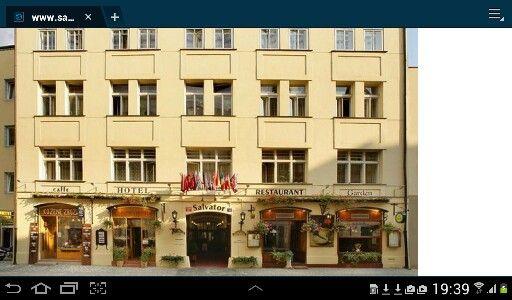 Hotel Salvator Praga
