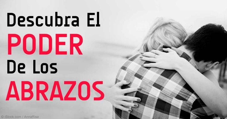 """Los abrazos aumentan los niveles de la oxitocina """"hormona del amor"""" que podría tener un efecto benéficos en la salud cardiaca y más. http://articulos.mercola.com/sitios/articulos/archivo/2015/02/12/beneficios-de-los-abrazos.aspx"""
