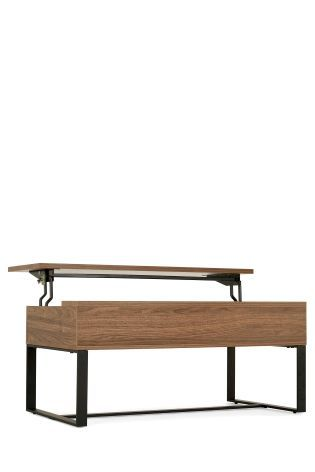 Unique Rectangular Coffee Tables with Storage