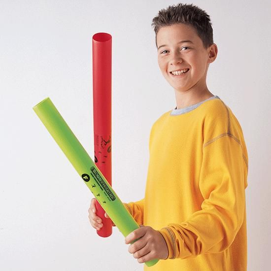Gazette » Boomwhackers in Music Class