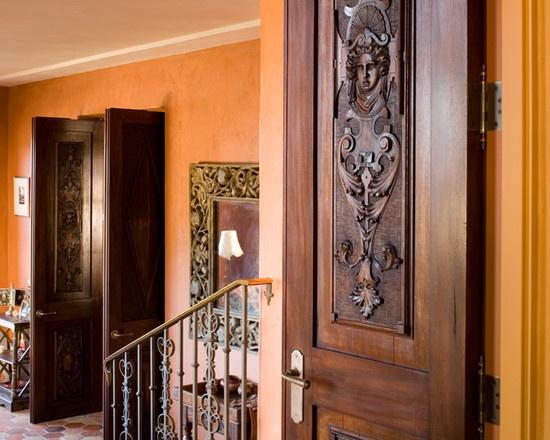 Detailed doors~