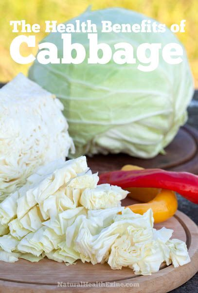 The Health Benefits of Cabbage