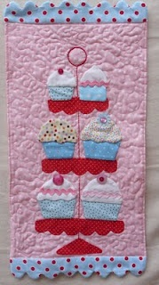 205 best Quilted Cupcake images on Pinterest | Treats, Petit fours ... : cupcake quilt patterns - Adamdwight.com