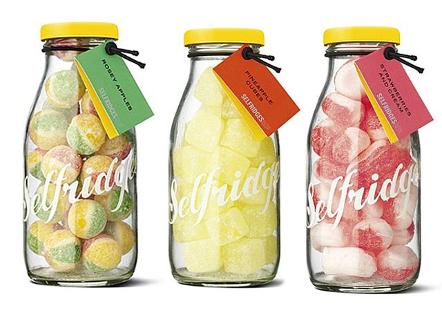 Selfridges Candy 2 by BitchBuzz, via Flickr  All delicious, my mouth is watering. I need Sweets from the UK.  ( Must go to the shops tomorrow)
