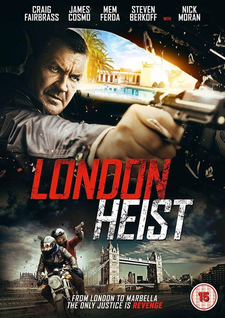 Win London Heist on DVD | Live for Films
