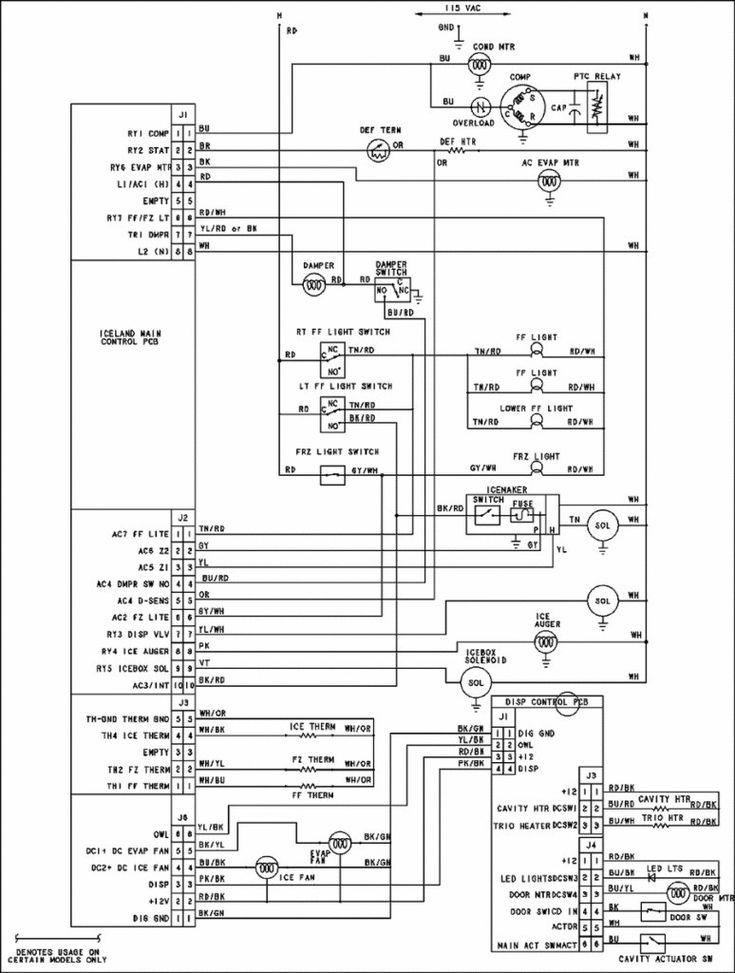 Amana Electric Dryer Wiring Diagram, Kenmore Dryer Wiring Diagram