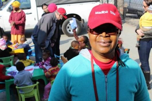 Interbrand Sampson de Villiers dedicates their 67 minutes on Mandela Day | IBSAfacts