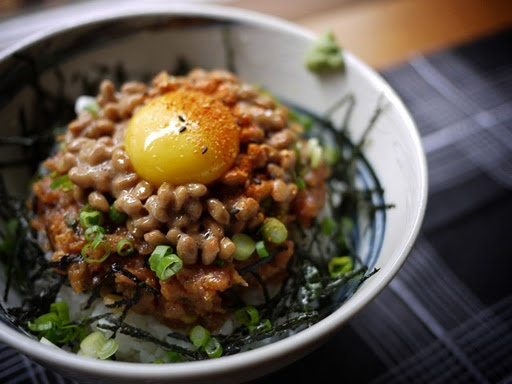 negitoro natto don. Simple and nutritious. See you in June!!