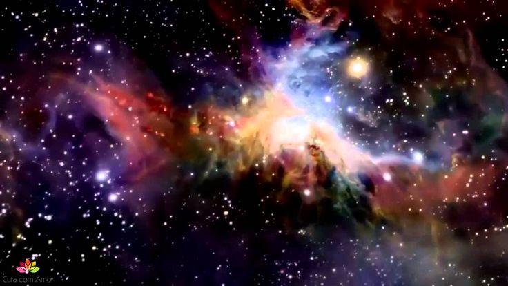 Terapia Holística - Cura com Amor - Uma viagem pelo Universo