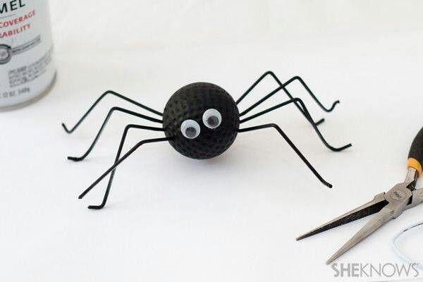 golf+ball+ants | Golf ball spider
