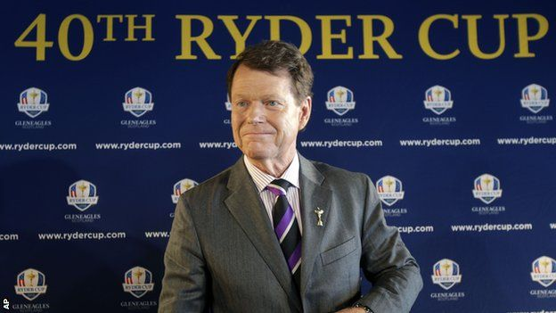 #golf Ryder Cup 2014: Tom Watson named US captain