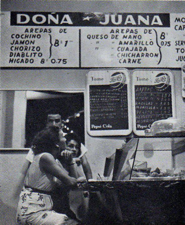 Arepera de Caracas (1950 )