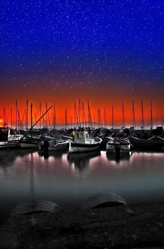 Ruby sea, Calasetta, Sardinia, Italy