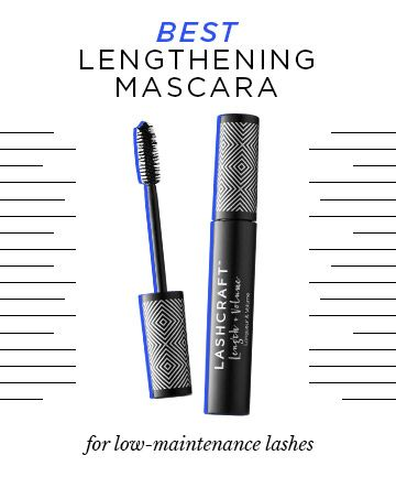 Best Lengthening Mascara for Low-Maintenance Lashes  Try: Sephora Collection Lashcraft Length & Volume Mascara, $12   Going beyond the general call of duty for a lengthening mascara, Sephora's newest formulation (which has received overwhelmingly positive feedback on their site) takes into consideration all of our biggest and scariest lash woes. The superblack formula creates intense density while the two-sided flat paddle wand simultaneously adds volume, length and definition to even the…