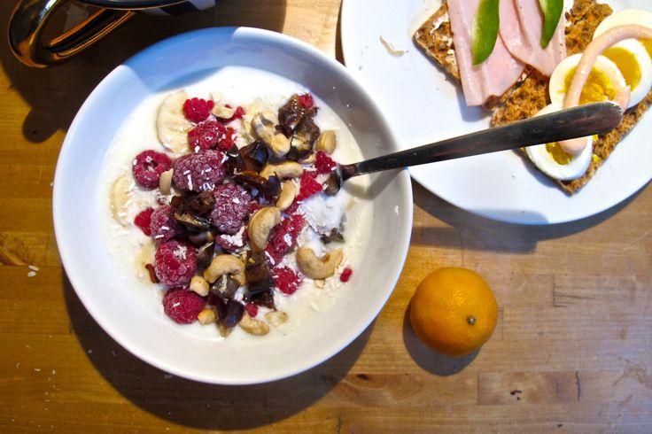 Frukostskål