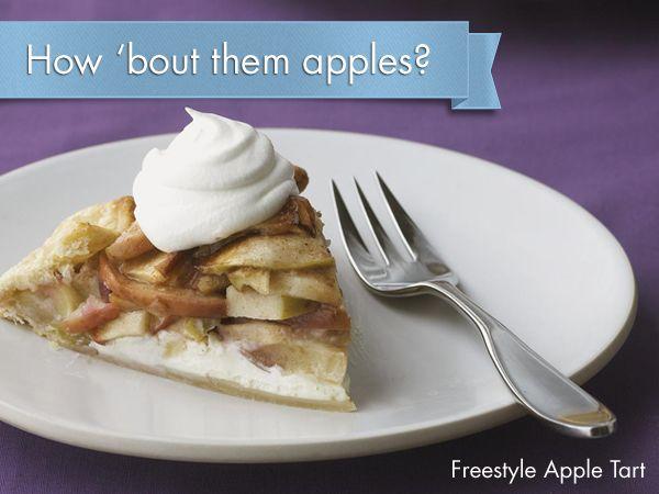 Philadelphia Chocolate Goodness - How 'bout them apples? - Kraft First Taste Canada