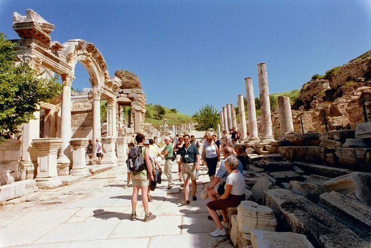 $95 Biblical Ephesus Trips From Izmir Port Excursions to Ancient Ephesus Attractions #Turkey