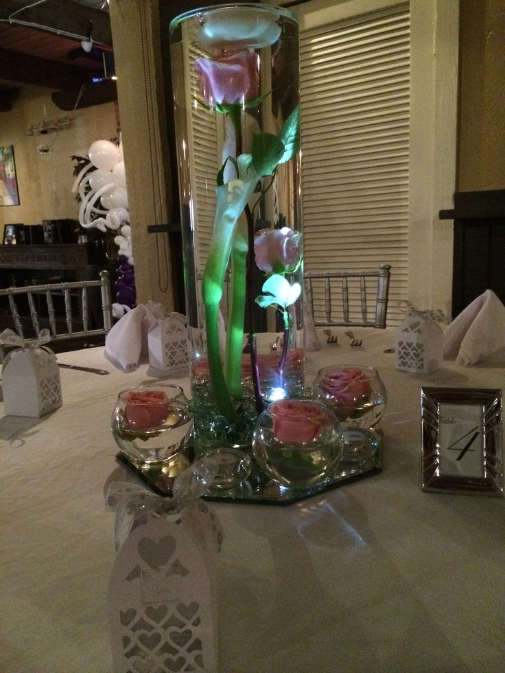 Images about centerpieces by dreamark events on