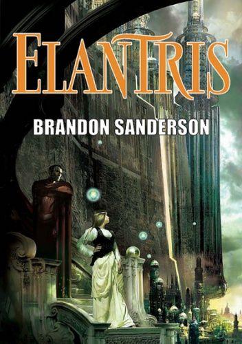 Okładka książki Elantris
