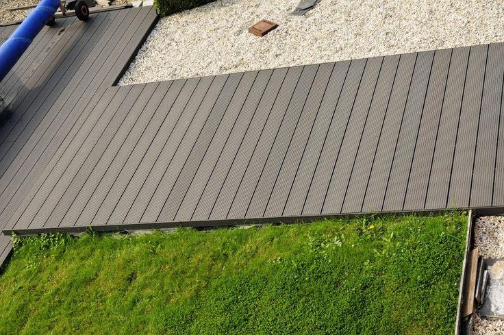 Composiet vlonder tuin japanse tuin pinterest tuin - Bedek een houten terras ...