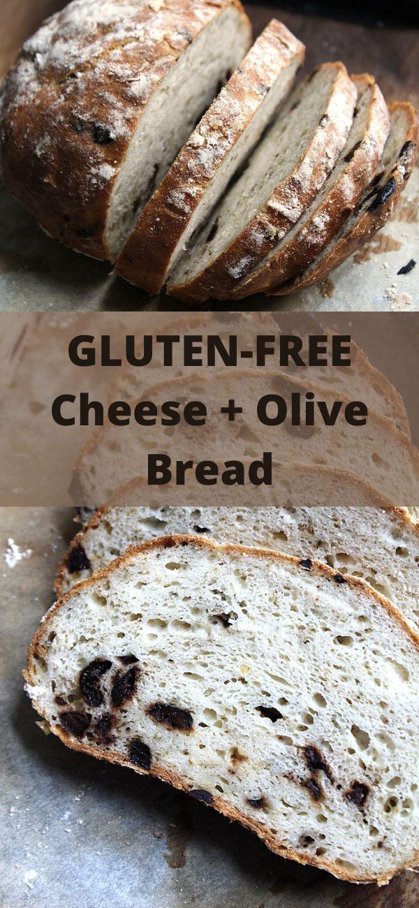 Gluten Free Cheese Olive Bread The Vegan Harvest Recipe In 2020 Gluten Free Recipes Bread Bread Maker Recipes Wheat Free Bread