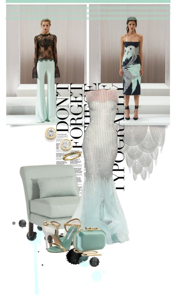"""Windmill Mint"" by maude-lebowski ❤ liked on Polyvore"