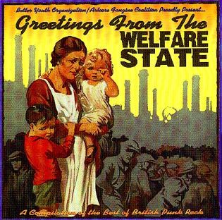 Greetings from the Welfare State