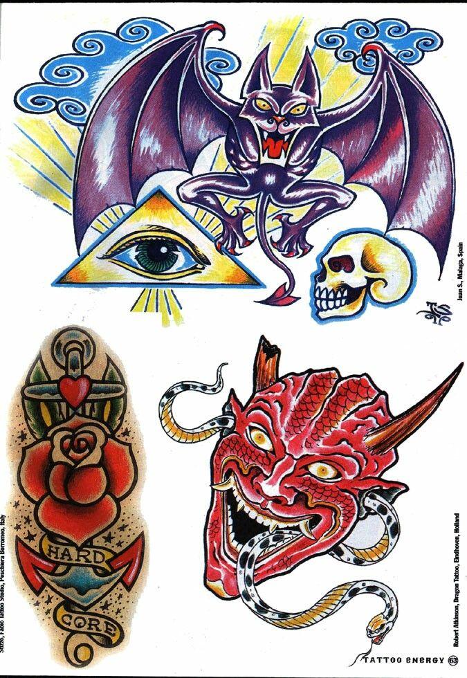 Pin de Mag Alynne em Tatoo Macabros Macabro, Tatoo