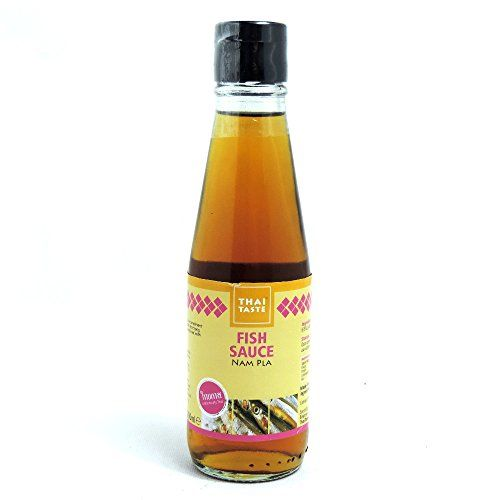 Thai Taste Fish Sauce Nam Pla 200ml *** For More