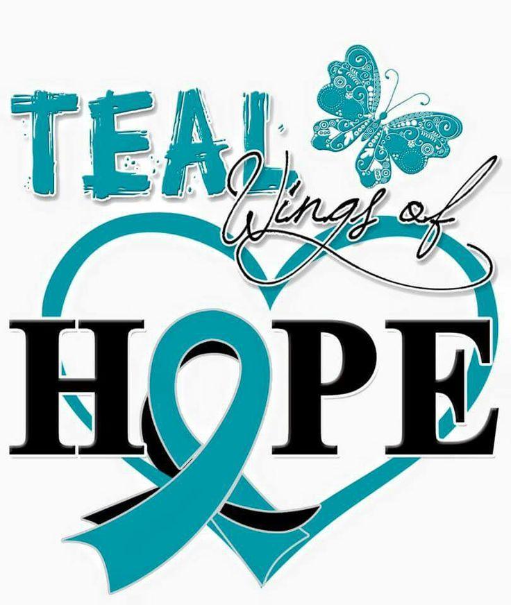 242 Best Ovarian Cancer Awareness Images On Pinterest Ovarian