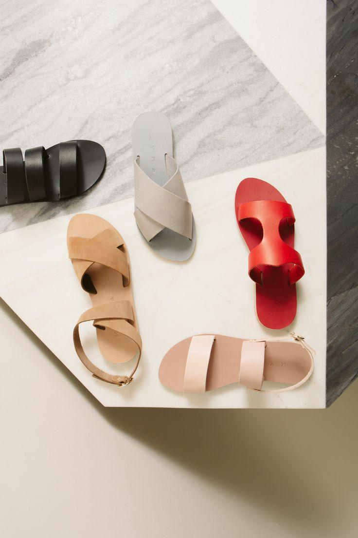 Goodwin | Summer Sandals