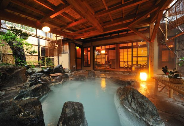 Japanese Inn Hanakanzashi, Fukushima, Japan
