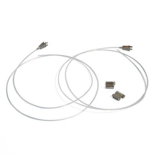 Sigel GA102 Kit de Suspension Gallery pour cadres: Tweet sigel kit de suspension «gallery» contenu: 2 câbles perlon en nylon, 1,5 m, 2…