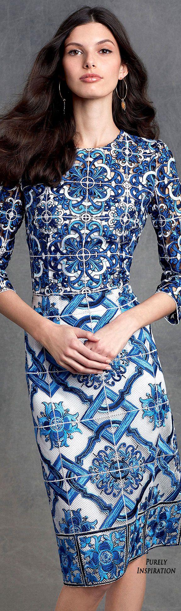 Dolce&Gabbana Winter Collection Women's Fashion RTW | Purely Inspiration