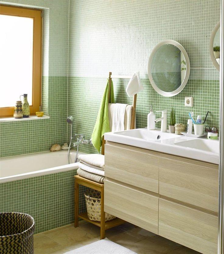 Koko perheen kylpyhuone IKEA