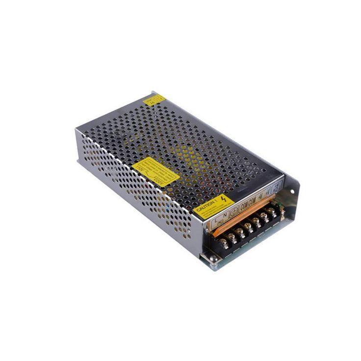 ΤΑΙΝΙΕΣ LED : ΤΡΟΦΟΔΟΤΙΚΟ 12V DC 150W IP20 N.147-70512